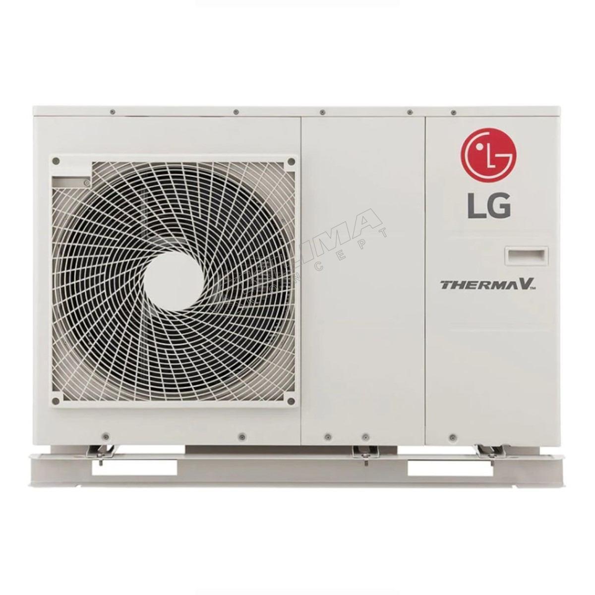 LG DIZALICA TOPLINE HM051M.U43 R-32
