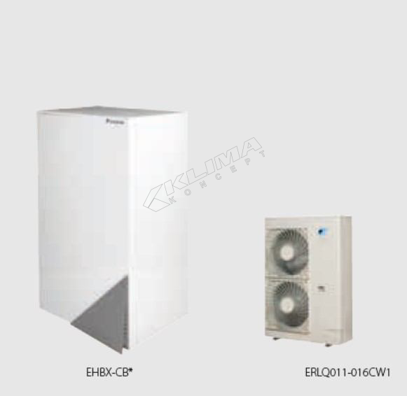 Daikin Altherma R W › reverzibilni modeli › 11-14-16 kW  EHBX-CB + ERLQ-CV3/W1