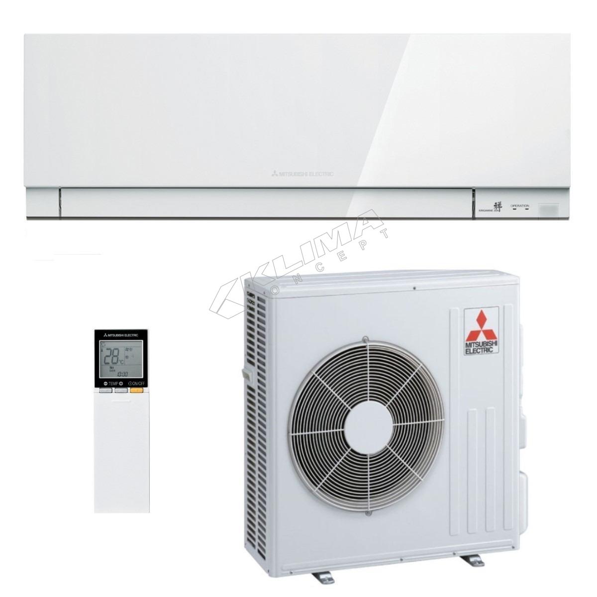 MITSUBISHI ELECTRIC KLIMA UREĐAJ MSZ-EF50VGW/MUZ-EF50VG R32