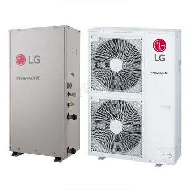 LG DIZALICA TOPLINE HN1610H.NK3 / HU161HA.U33 R-410a VISOKOTEMPERATURNA