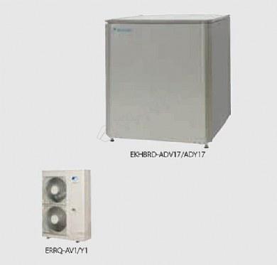 Daikin Altherma R HT VISOKOTEMPERATURNA  EKHBRD-ADV17/Y17 + ERRQ-AV1/Y1