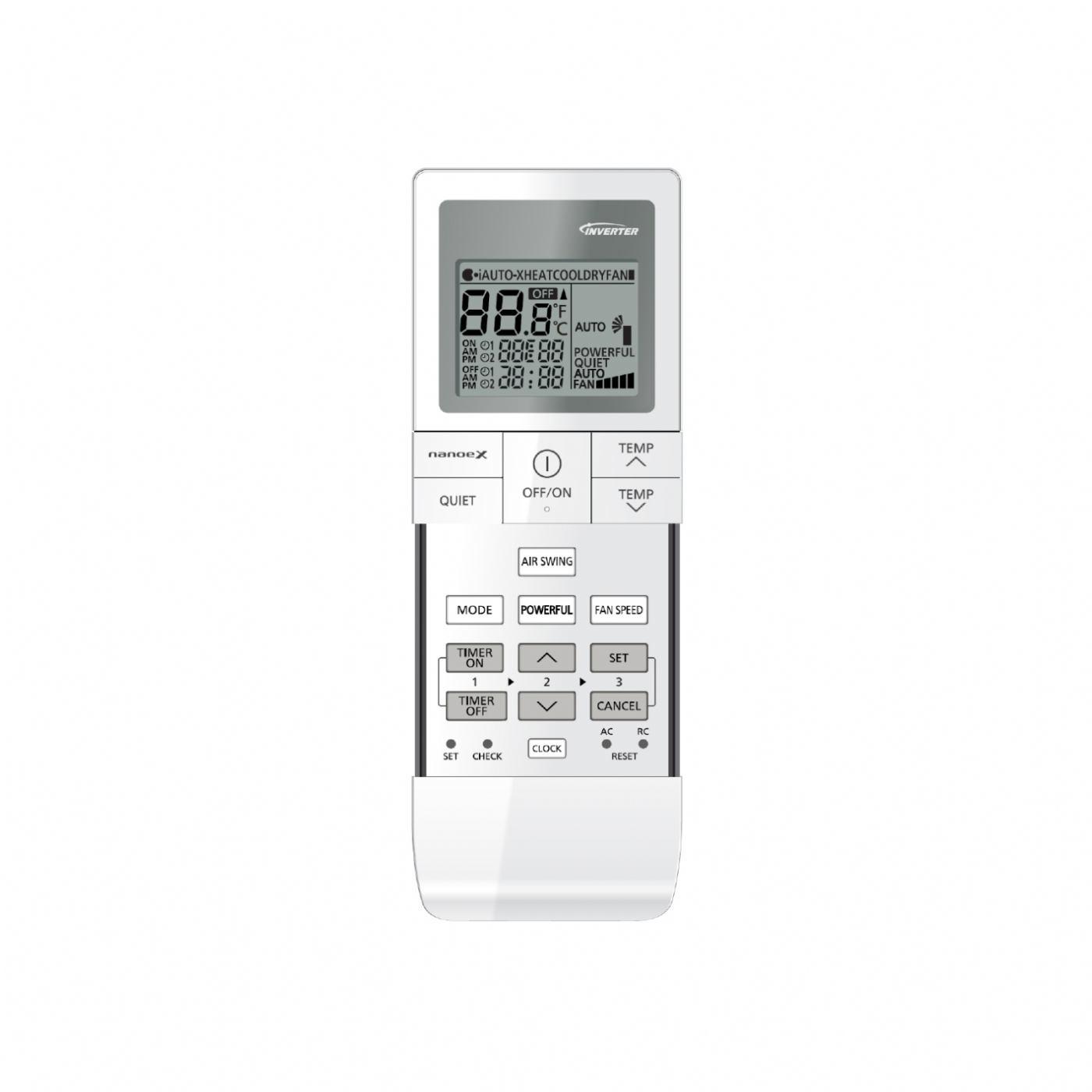 Panasonic Klima Uređaj 3 5kw Kit Z35 Ufe Podna Parapetna