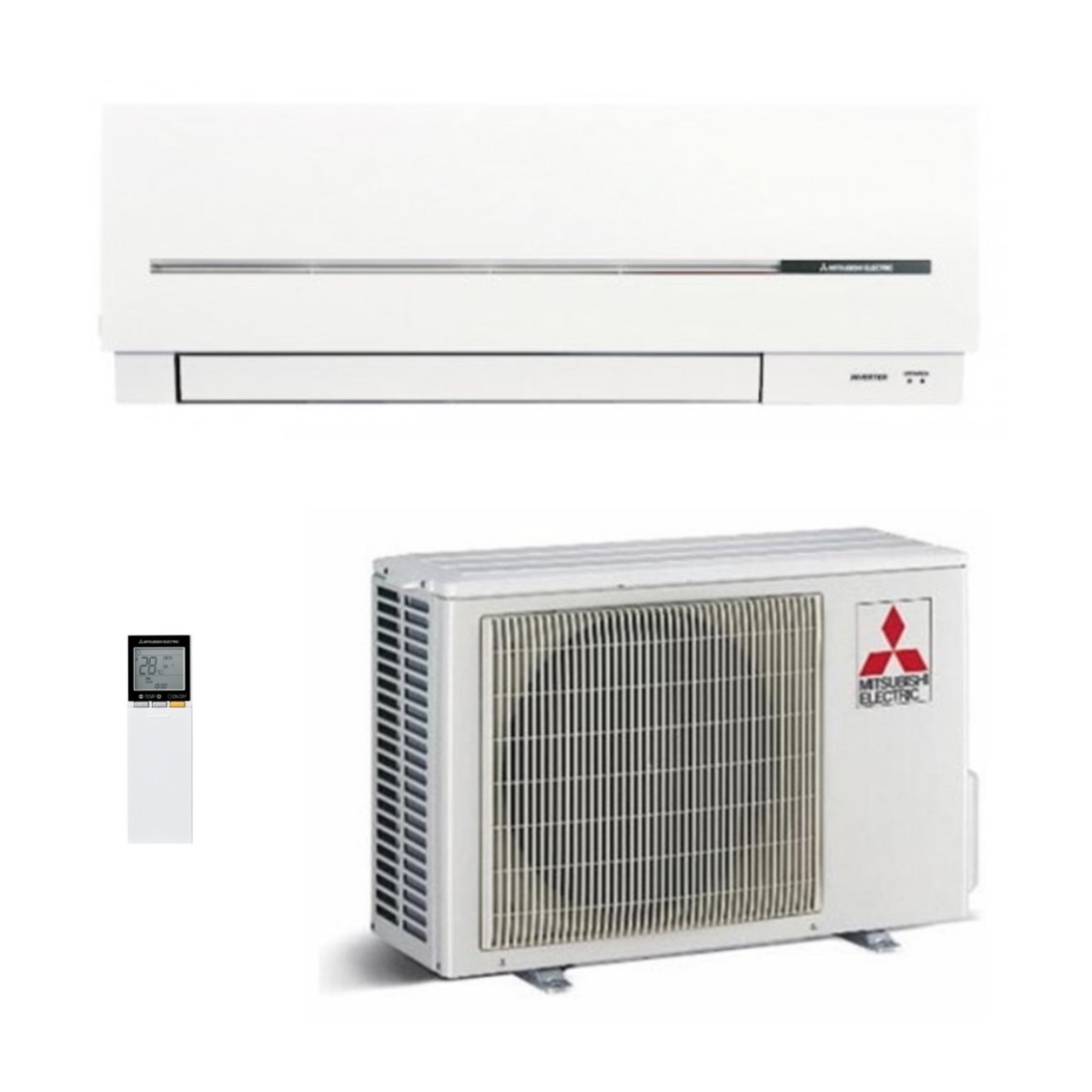 MITSUBISHI ELECTRIC MSZ-SF25/MUZ-SF25VE