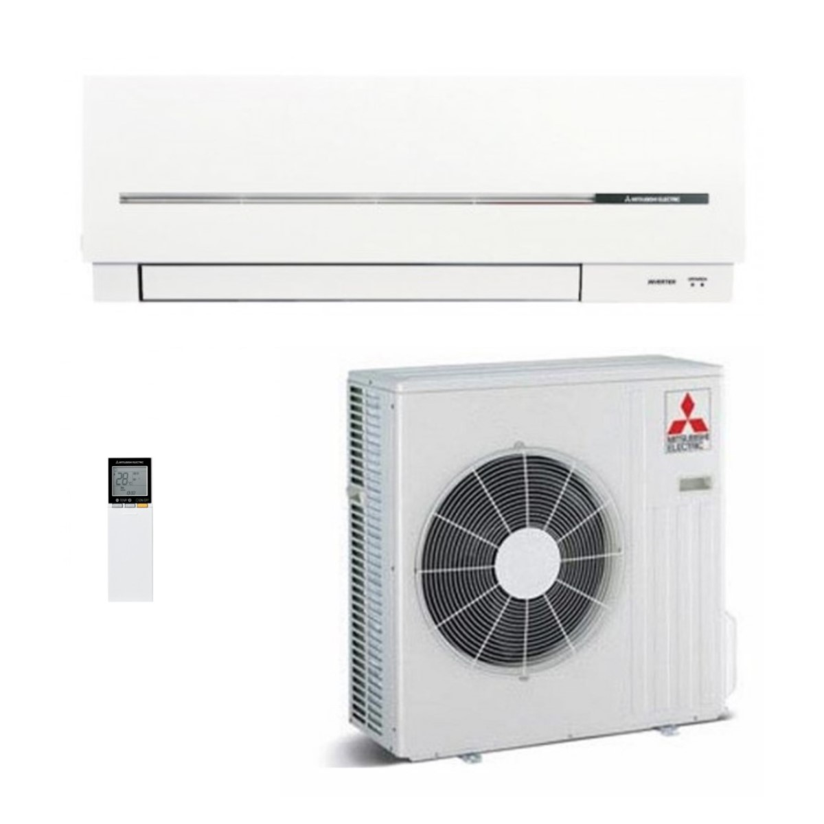 MITSUBISHI ELECTRIC MSZ-SF50VE/MUZ-SF50VE